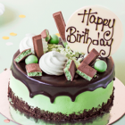 CHOC MINT PARTY CAKE