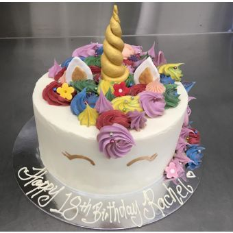 This Unicorn Cake Is Made With Our Most Popular Birthday