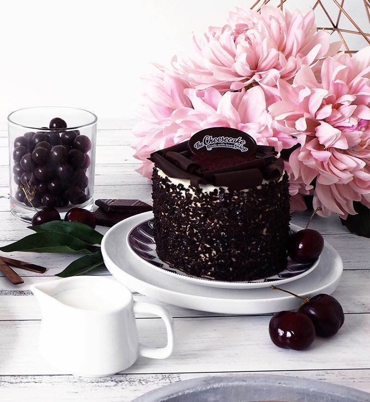 MINI BLACK FOREST TORTE